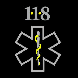 118 + star of life